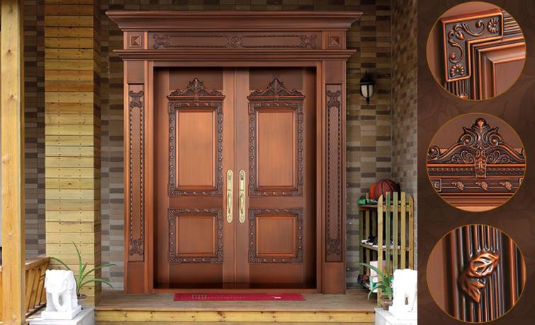 【皇室臻品】欧式别墅大门