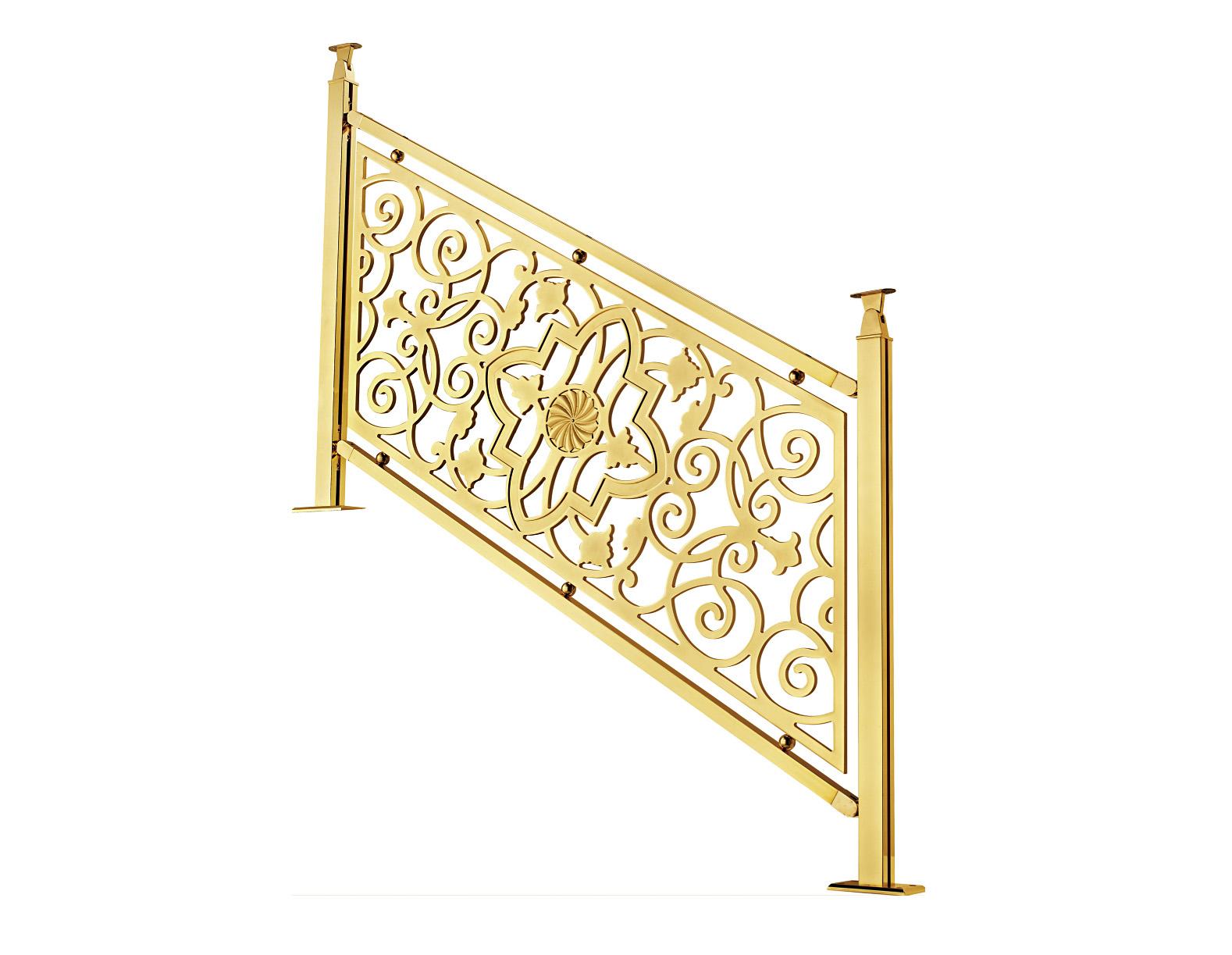JLA013欧陆经典/楼梯护栏/铜艺楼梯/酒店楼梯护栏