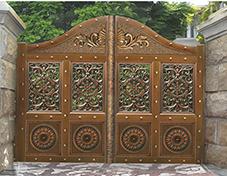 T008皇家贵族,庭院铜门,别墅大门,庭院大门
